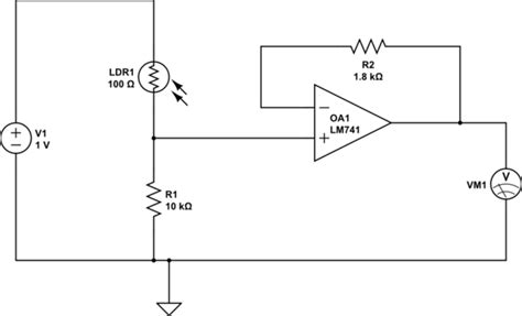 resistor divider op op how to lify the resistance of ldr between 500 900 ohms for use as arduino input 0