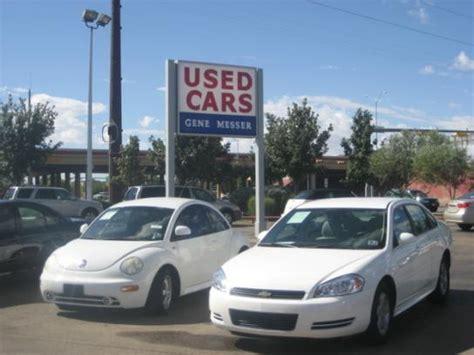 Gene Messer Volkswagen Lubbock by Gene Messer Volkswagen Lubbock Tx 79413 Car Dealership