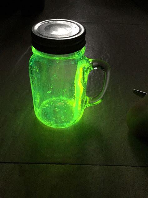 diy glow   dark jar craft projects   fan