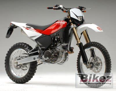 Husqvarn Te 150cc 2007 husqvarna te610 specifications and pictures