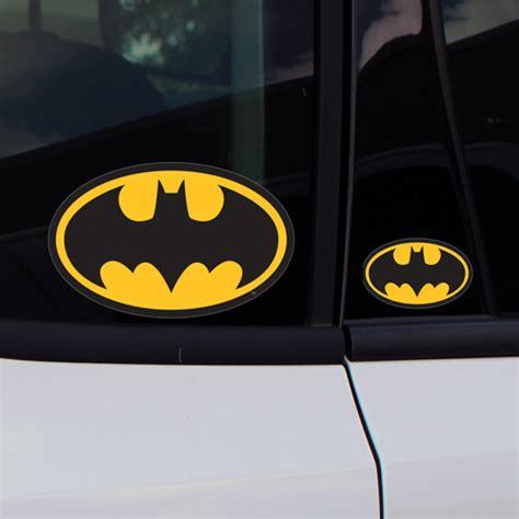 Batman Car Stickers