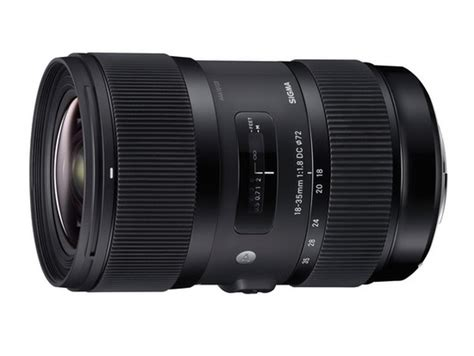 Sigma 18 35mm F1 8 Dc Hsm For Canon sigma 18 35mm f 1 8 dc hsm lens review daily news