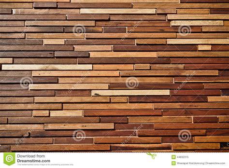 big layed wood plank wall stock photo image