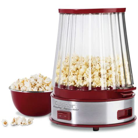Amazon.ca: Cuisinart EasyPop Popcorn Maker   Was $79.99, Now $33.40   Free Shipping   Hot Canada
