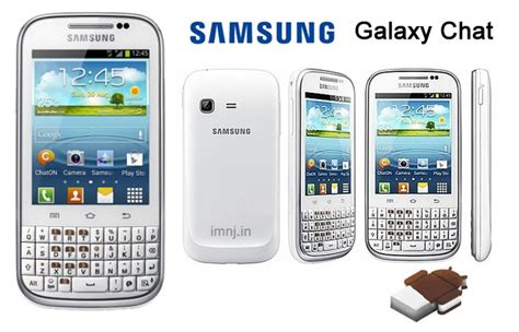 Harga Samsung Chat samsung galaxy chat b5330 specifications features price