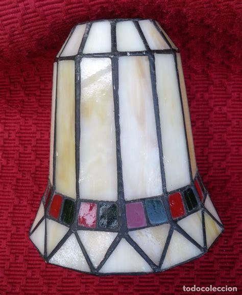 candelabros tiffany tulipa estilo tiffany comprar l 225 mparas vintage apliques