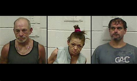 Carroll County Warrant Search Arrest Warrant Leads To Heroin Bust In Benton County Wbbj Tv
