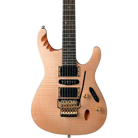 Li Gitar Ibanez Ibanez Egen8 Herman Li Signature Electric Guitar Platinum