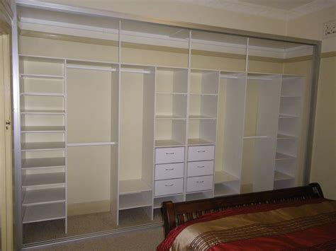 Make Your Own Built In Wardrobe by 25 Best Ideas About Build In Wardrobe On