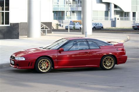 subaru svx custom what is on your tomica wish list