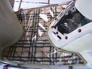 Karpet Jok Motor modifikasi jok motor contoh jok motor modif