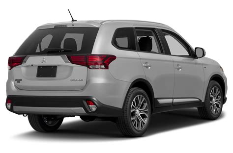 mitsubishi car 2017 mitsubishi outlander price photos reviews features