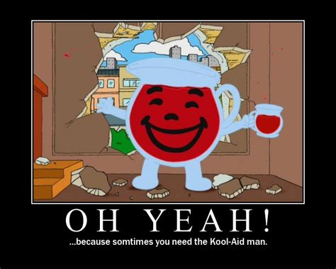 Kool Aid Man Meme - don t drink the clich 233 kool aid working smarter cafe