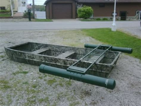 jon boat pontoons and does it work on pinterest - Who Makes Aluminum Jon Boats