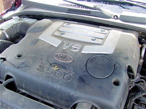 Kia 2004 Engine 2004 Kia Sorento Used Parts Stock 002810