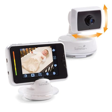 summer infant baby monitor summer infant baby touch digital color