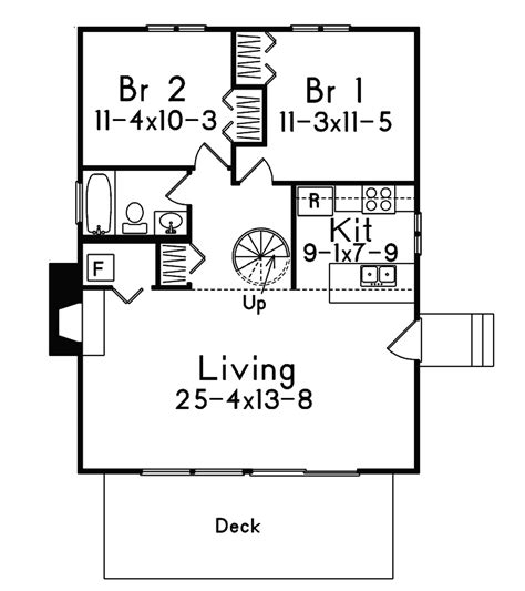 greeley cove vacation home plan 008d 0140 house plans