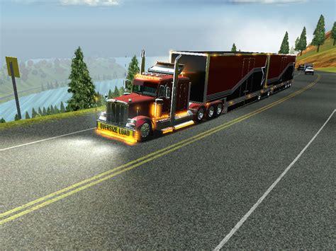 mod game haulin best of 18 wheels of steel haulin 18 wheels of steel haulin