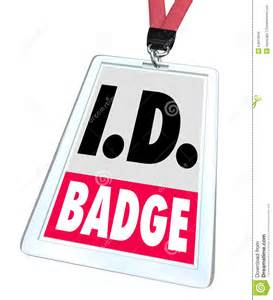 Identification Badges Template by Identification Badge Template Ebook Database