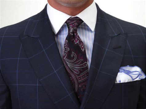 pattern shirt with striped tie meet your match how to match ties and shirts like a pro