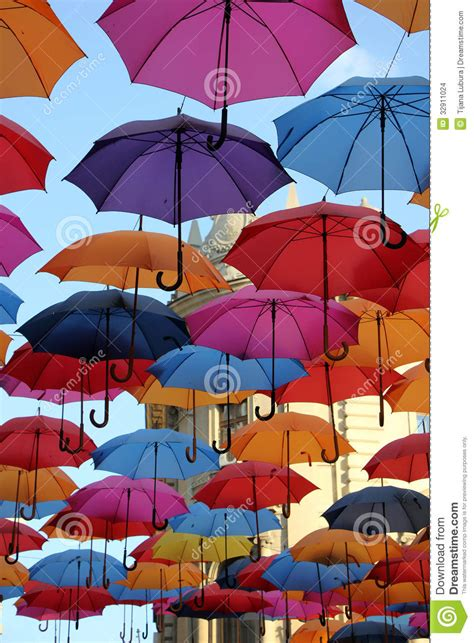 X2 3746 St Umbrella colorful umbrellas in belgrade stock photo image of pattern travel 32911024
