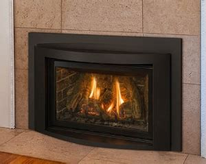 gas inserts rochester fireplace