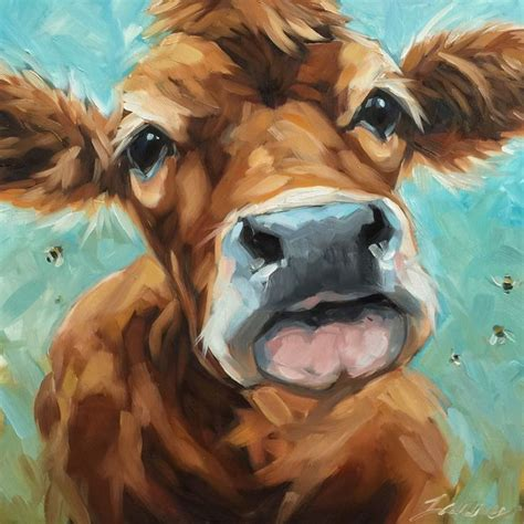 best 25 cow painting ideas on pinterest cow art cow - Scow Paintings