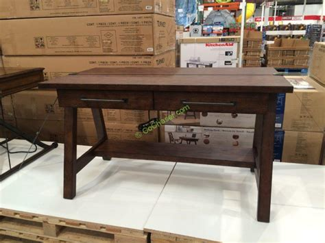 Writing Desk Costco by Desk With Glass Top At Costco Hostgarcia