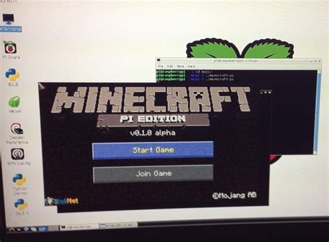 full version of minecraft on raspberry pi minecraft pi edition i am mikek s blog