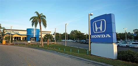 Honda Of Fort Myers by Dealership Snapshots Florida S Companies