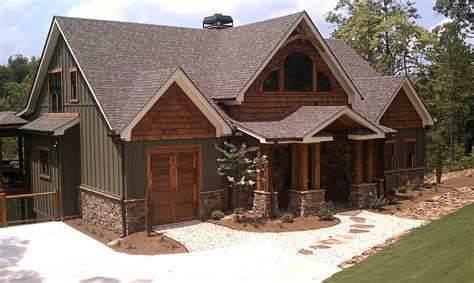 mountainside house plans rustic house plans our 10 most popular rustic home plans