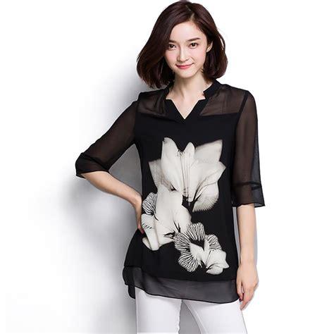 Blouse Jumbo aliexpress buy 2016 sale chiffon blouse