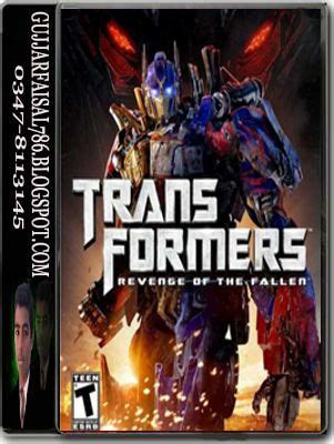 transformers the game highly compressed free download descargar transformer 2 revenge of fallen highly compressed game