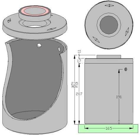vasca a tenuta vasca a tenuta stagna in calcestruzzo vasca cls stagna