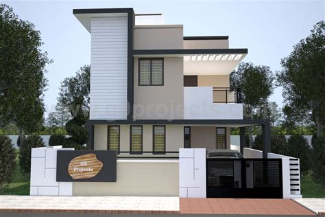 front elevation design for bhavana s 40 x 50 sw corner duplex house in bangalore front g9 projects