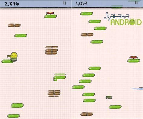 doodle jump original los mejores juegos de saltar en android