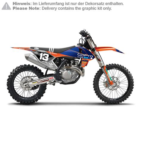 Ktm Aufkleber Blau by N Style Dekor Kit Tld Ktm Sx 85 13 17 Orange Blau