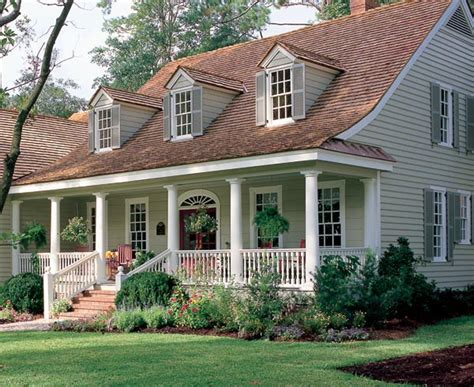 warm cape cod home plan family home plans