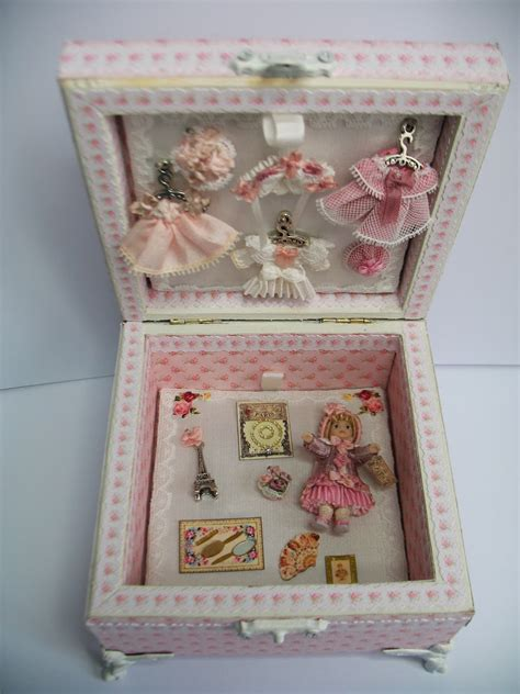 porcelain doll in wooden box tales from a toymaker home workshop pack