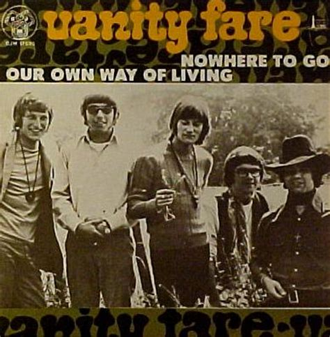 Vanity Fare Band by Pop Rock 70 S V