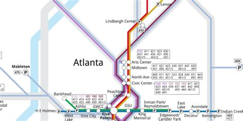 interactive us map for website search results atltransit