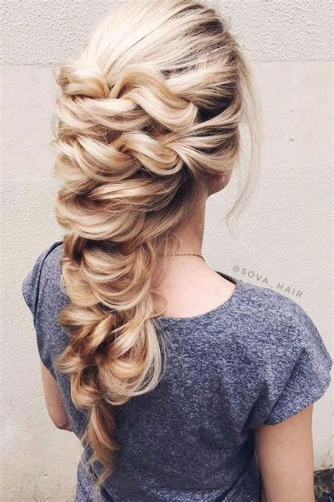 Unique Wedding Hairstyles by This Beautiful Unique Wedding Hairstyle Idea For