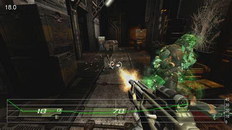quake ii xbox 360 gameplay face off doom 3 bfg edition eurogamer net