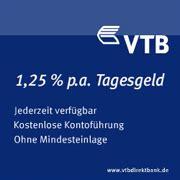 deutsche bank tagesgeld zinsen vtb direktbank erh 246 ht zinsen beim tagesgeld und festgeld