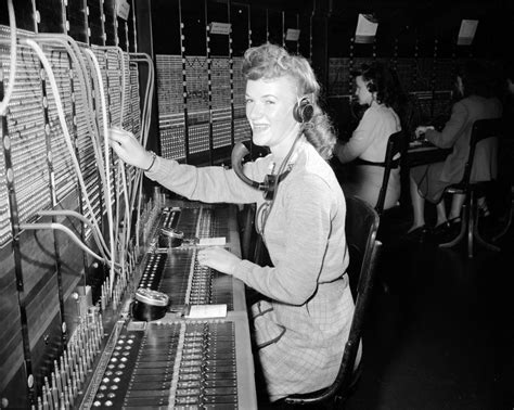 Switchboard Lookup B C Telephone Switchboard Operators City Of Vancouver Archives