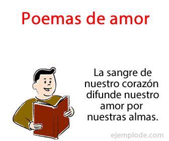 imágenes sensoriales en un poema ejemplo de poemas de amor