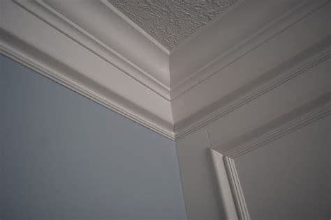 Cheap Crown Molding Cheap Stacked Trim For Crown Molding On Kitchen Soffit
