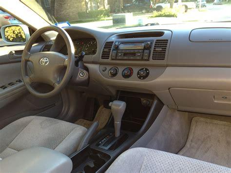 Toyota Camry Interior 2002 Toyota Camry Interior Pictures Cargurus