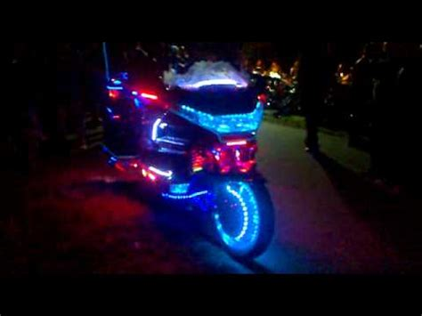 honda goldwing led lights honda goldwing led mp4