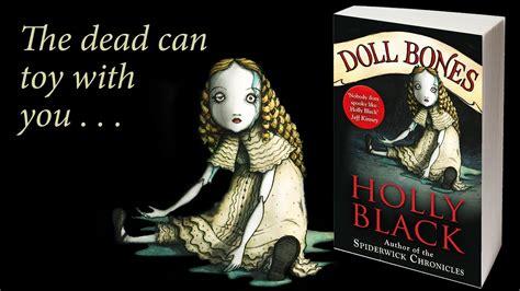 doll bones doll bones by holly black book trailer youtube